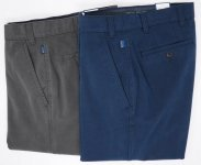 THERMAL LINED TROUSERS BRUHL